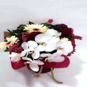Salon Des Fleurs-Simply Orchid Bouquet
