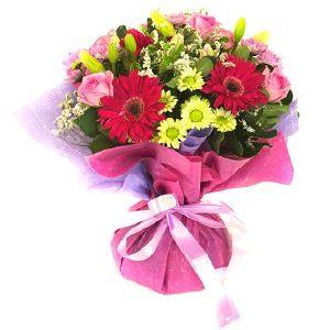 Salon Des Fleurs-Vivid Water Bouquet