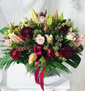 Salon Des Fleurs-Deluxe Arrangement