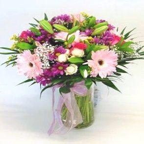 Salon Des Fleurs-Floral Embrace