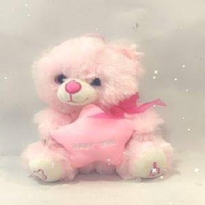 Salon Des Fleurs-Girl Teddy Bear