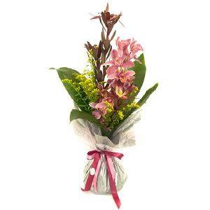 Salon Des Fleurs-Orchid Water Bouquet