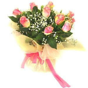 Salon Des Fleurs-Pink Pearl Roses
