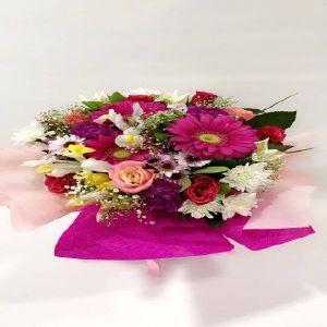 Salon Des Fleurs-Rainbow Water Bouquet