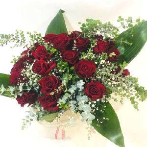Salon Des Fleurs-Red Delight