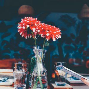 Salon Des Fleurs Christmas Red Water Bouquet