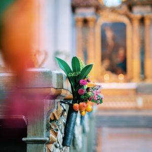 Salon Des Fleurs Church Decoration