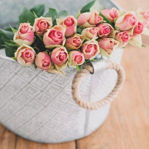 Salon Des Fleurs Pink Mixed Bouquet