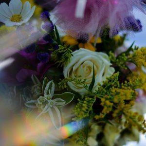 Salon Des Fleurs Rainbow Water Bouquet