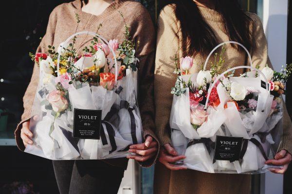 Salon Des Fleurs Tulips Bouquet