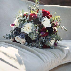 Salon Des Fleurs Warm Bouquet
