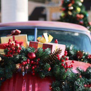 Salon Des Fleurs Wedding Car Decoration