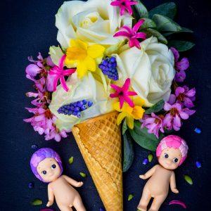 Salon Des Fleurs Wedding Cone