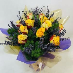 Salon Des Fleurs-Sunset Bouquet