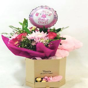 Salon Des Fleurs-Sweet Baby Girl