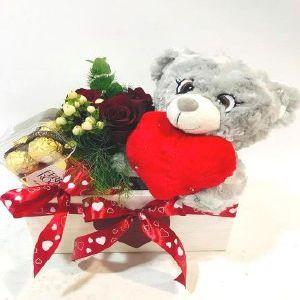 Salon Des Fleurs-Valentine Wishes