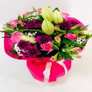 Salon Des Fleurs-Vibrant Floral