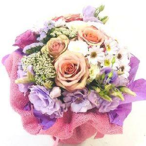 Salon Des Fleurs-Warm Bouquet