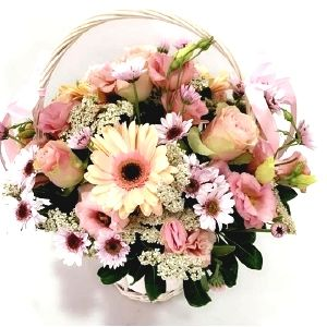Salon Des Fleurs-Flower Basket
