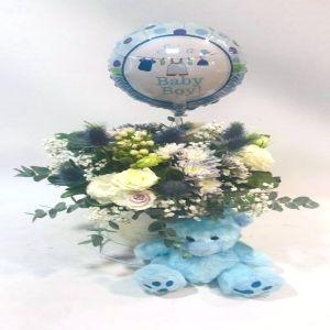 Salon Des Fleurs-His Special Day