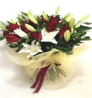 Salon Des Fleurs-Long Stem Roses & Oriental