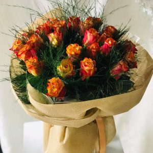 Salon Des Fleurs-Magnificent Orange