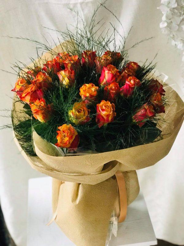 Salon Des Fleurs-Magnificent Orange