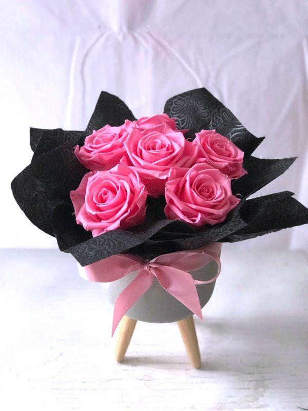 Forever Pink -Salon Des Fleurs